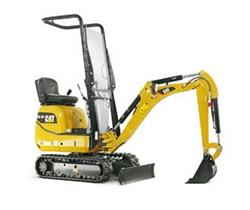 CAT 300.9D - Machines