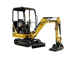 CAT 301.4C - Machines