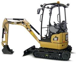 CAT 301.7D CR - Machines