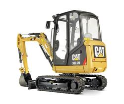 CAT 302.2D - Machines