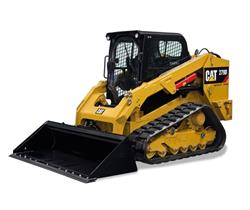 CAT 279D - Machines